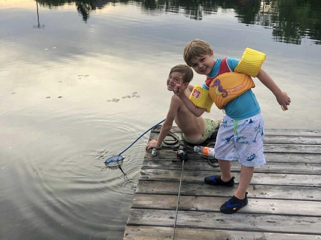 Dock Kids